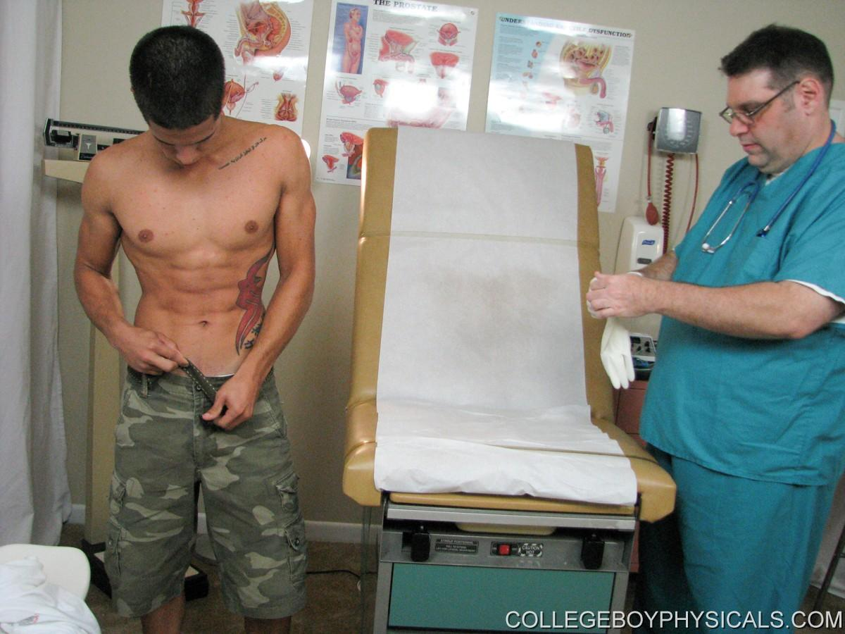 image Doctors bulges gay mike immediately got