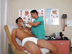 male doctors and male patients nude