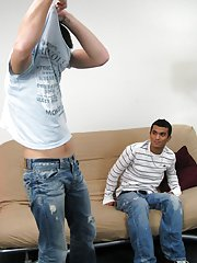 interracial gay male intercourse