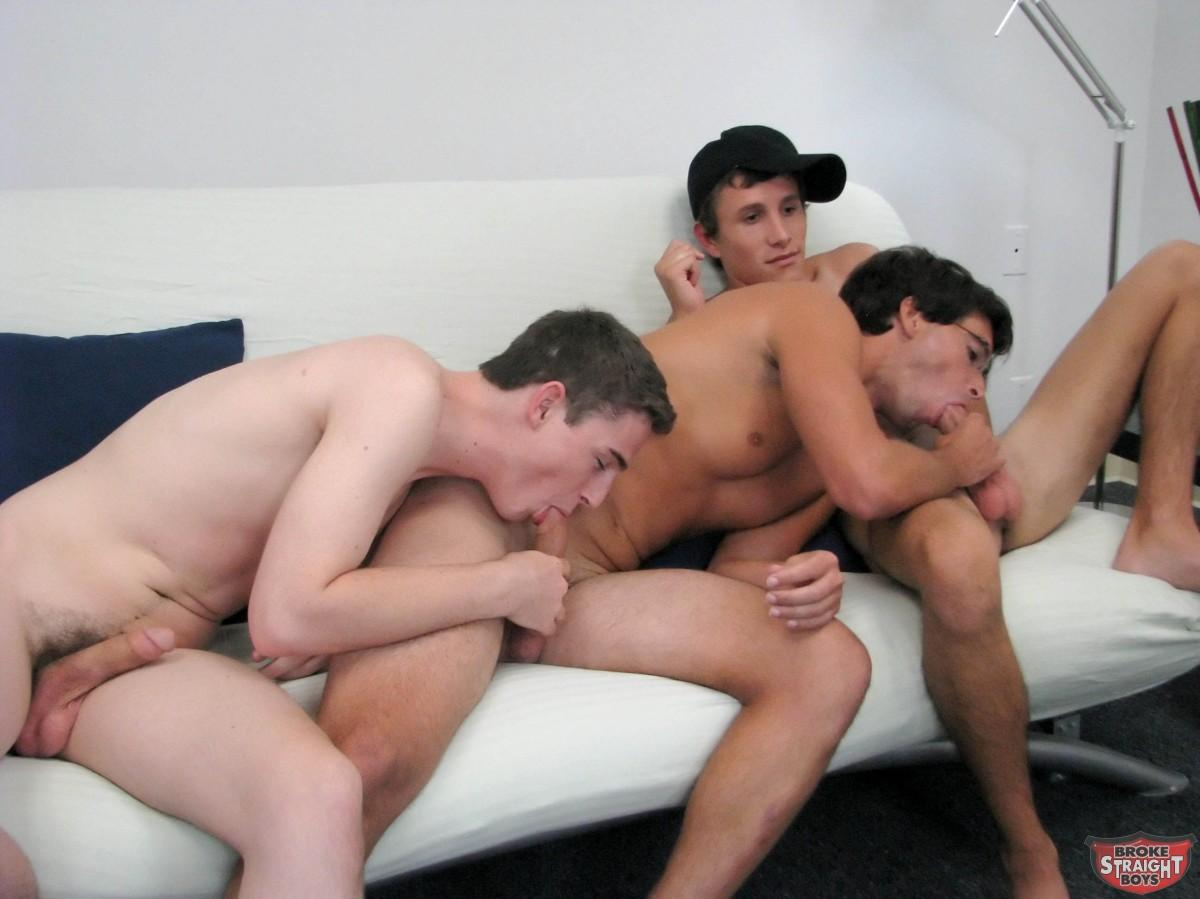 brokestraightboys 4some preview