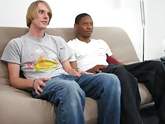 xxx sexy young interracial bareback twinks