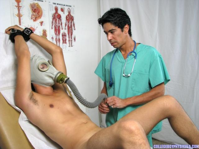 Gay heartbeat stethoscope fetish